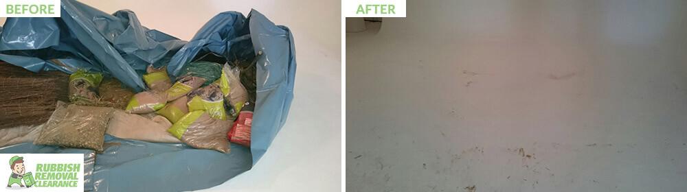 Kidbrooke plastic waste bins SE3