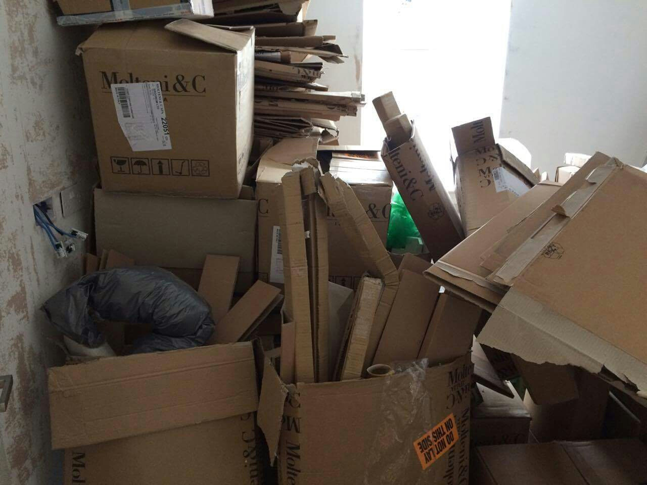 rubbish removalists Buckhurst Hill