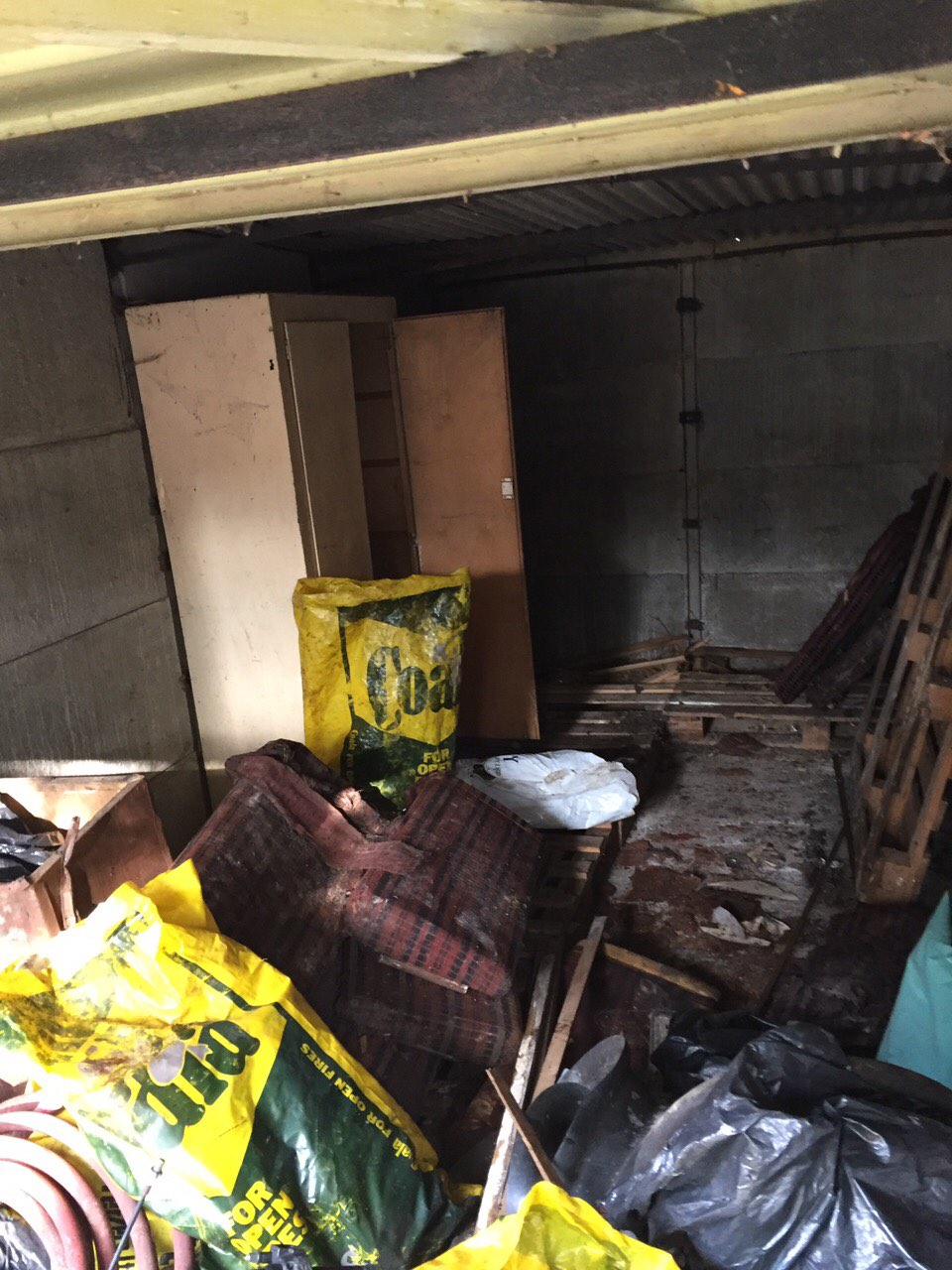 SW6 cellar clearance Fulham