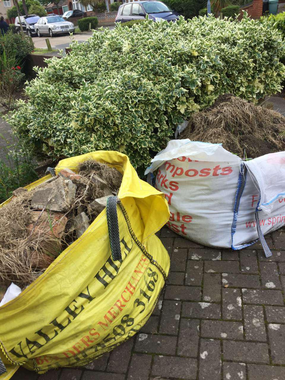 Wealdstone clearing waste collection HA3
