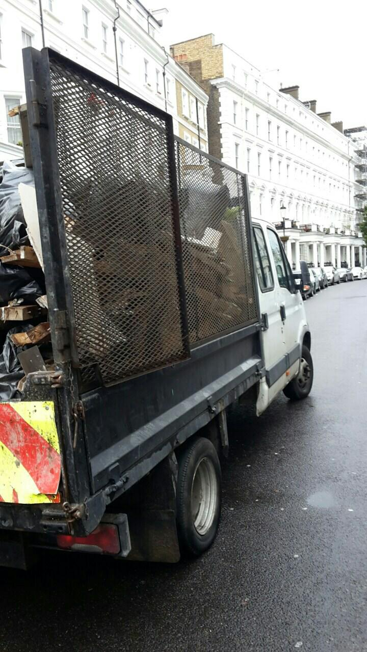 refuse collection company Haringey