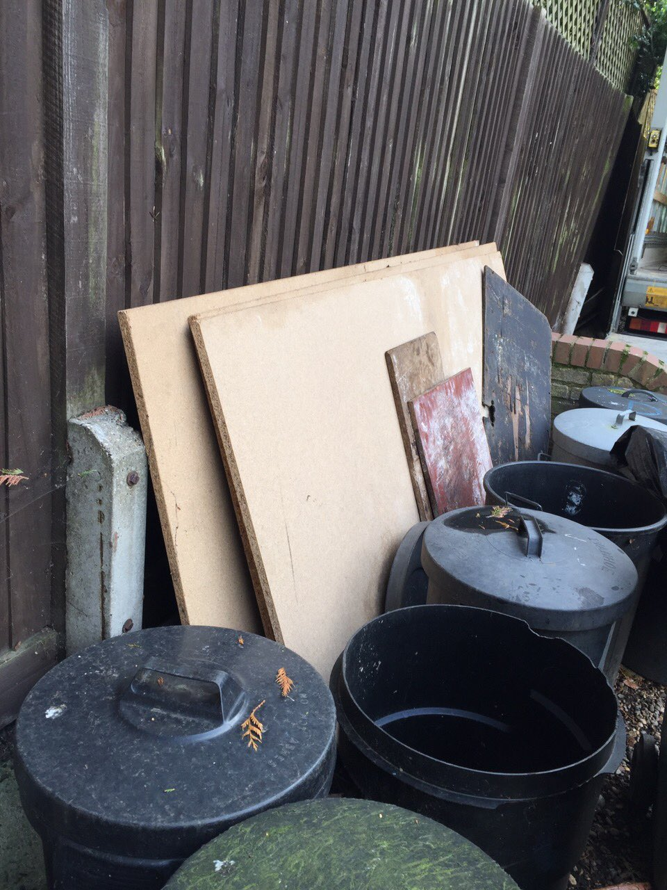 SE24 waste removal Tulse Hill