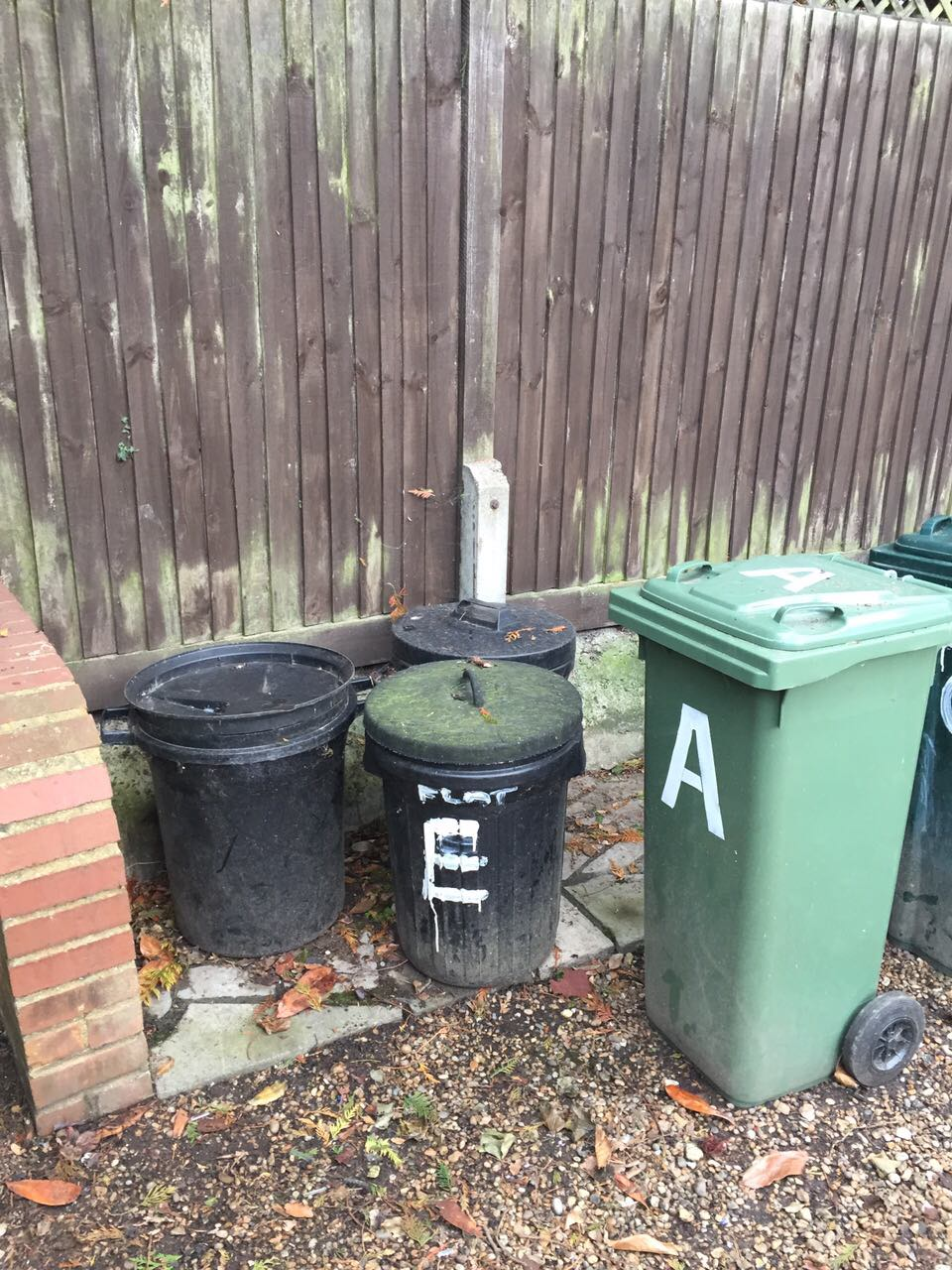 refuse collection company East Barnet