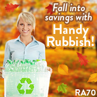 Exclusive Offers on Rubbish Removal Services